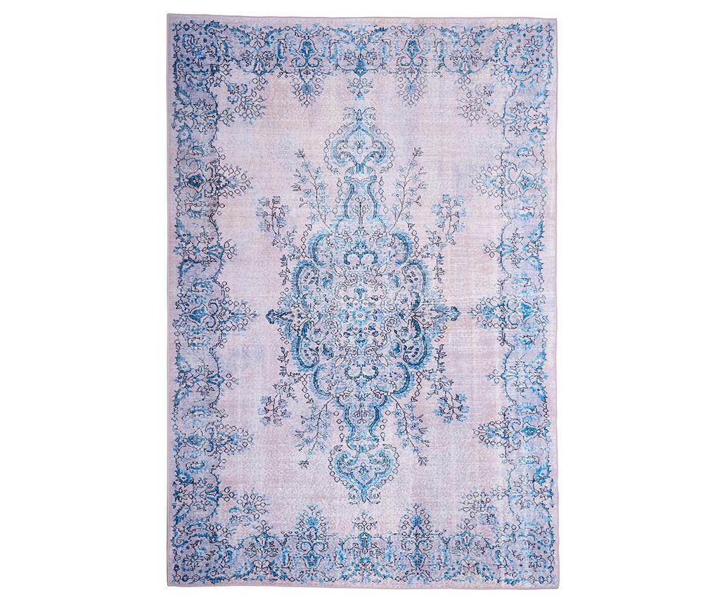 Covor Sonja Natural Blue 120x180 cm - Floorita, Albastru