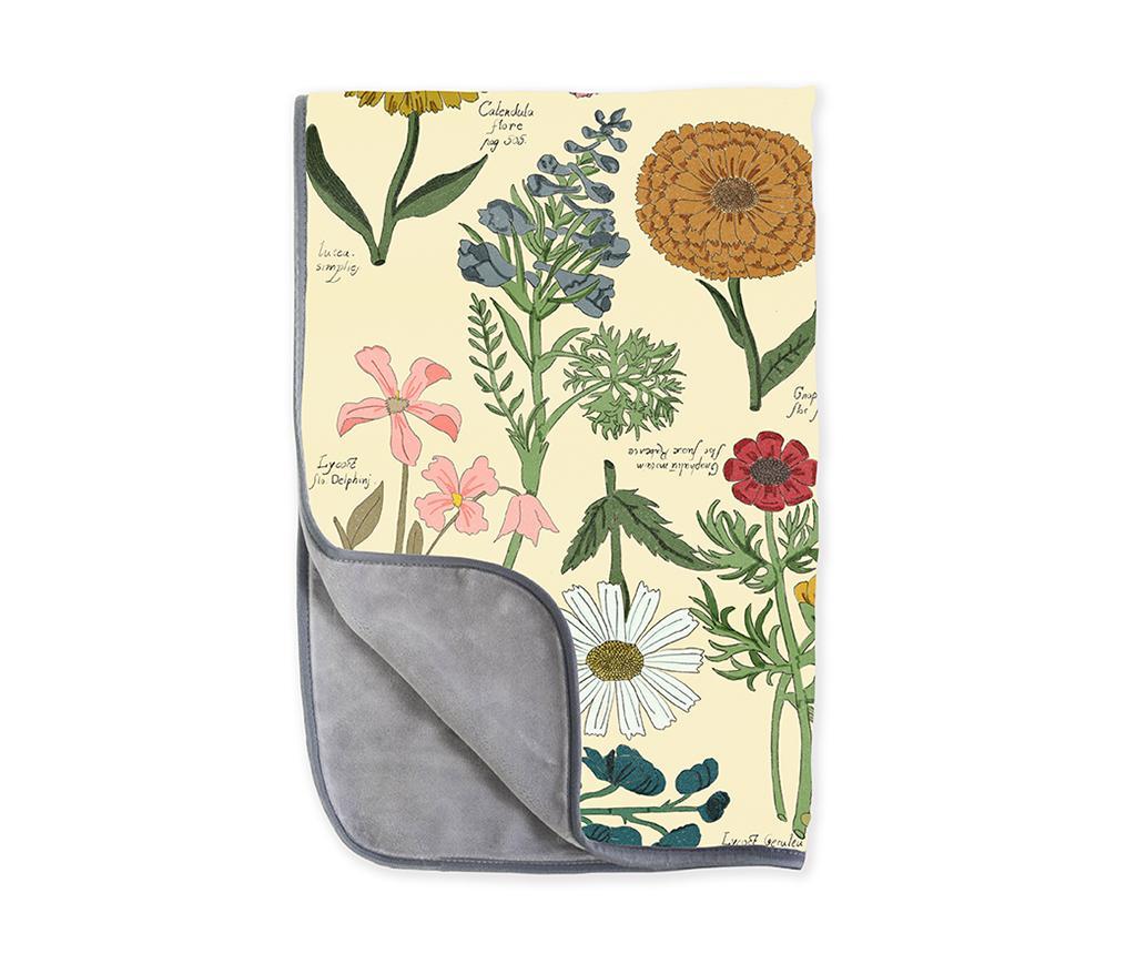Patura Botanica 130x170 cm - Surdic, Multicolor imagine
