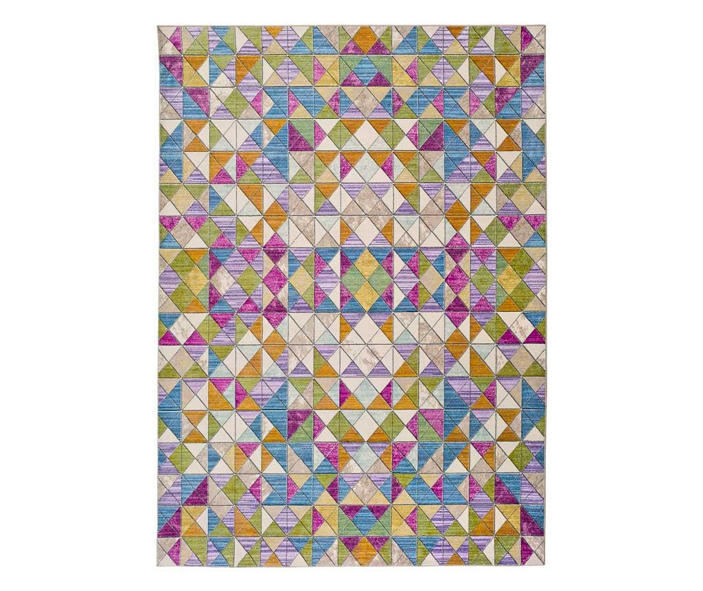 Covor Kiraz Mosaic 160x230 cm - Universal XXI, Multicolor imagine