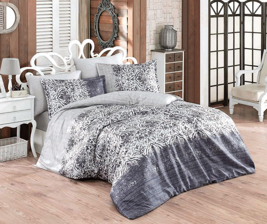 Lenjerie de pat King Satin Supreme Holly Grey