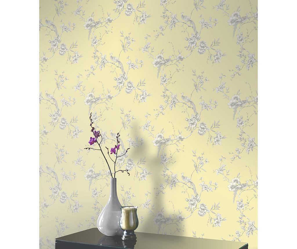 Tapet Chinoise Yellow 53x1005 cm
