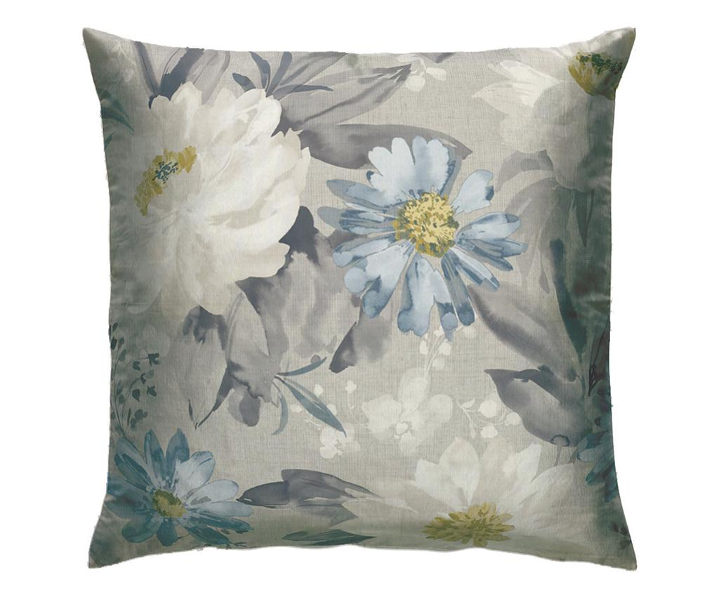 Perna decorativa Dahlia Grey 45x45 cm