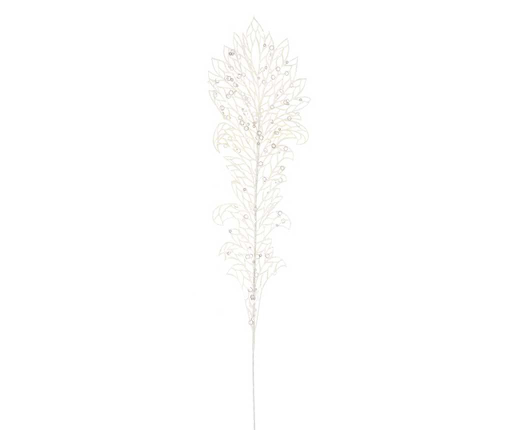 Decoratiune White Leaf