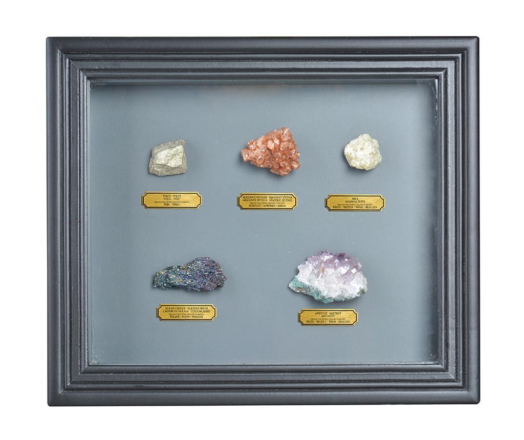 Decoratiune de perete Minerals Collection vivre.ro