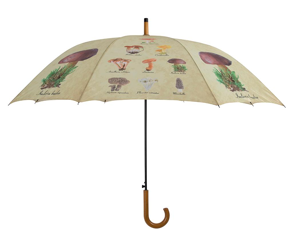 Umbrela Mushrooms - Esschert Design, Multicolor imagine