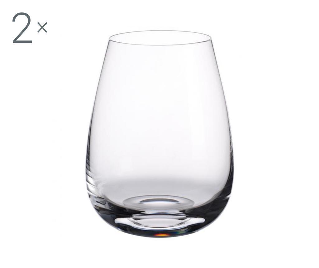 Set 2 pahare pentru whisky Highlands 420 ml
