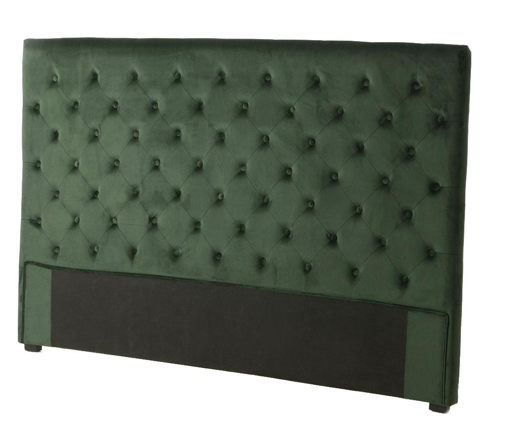 Tablie de pat Vela Green 180 cm imagine