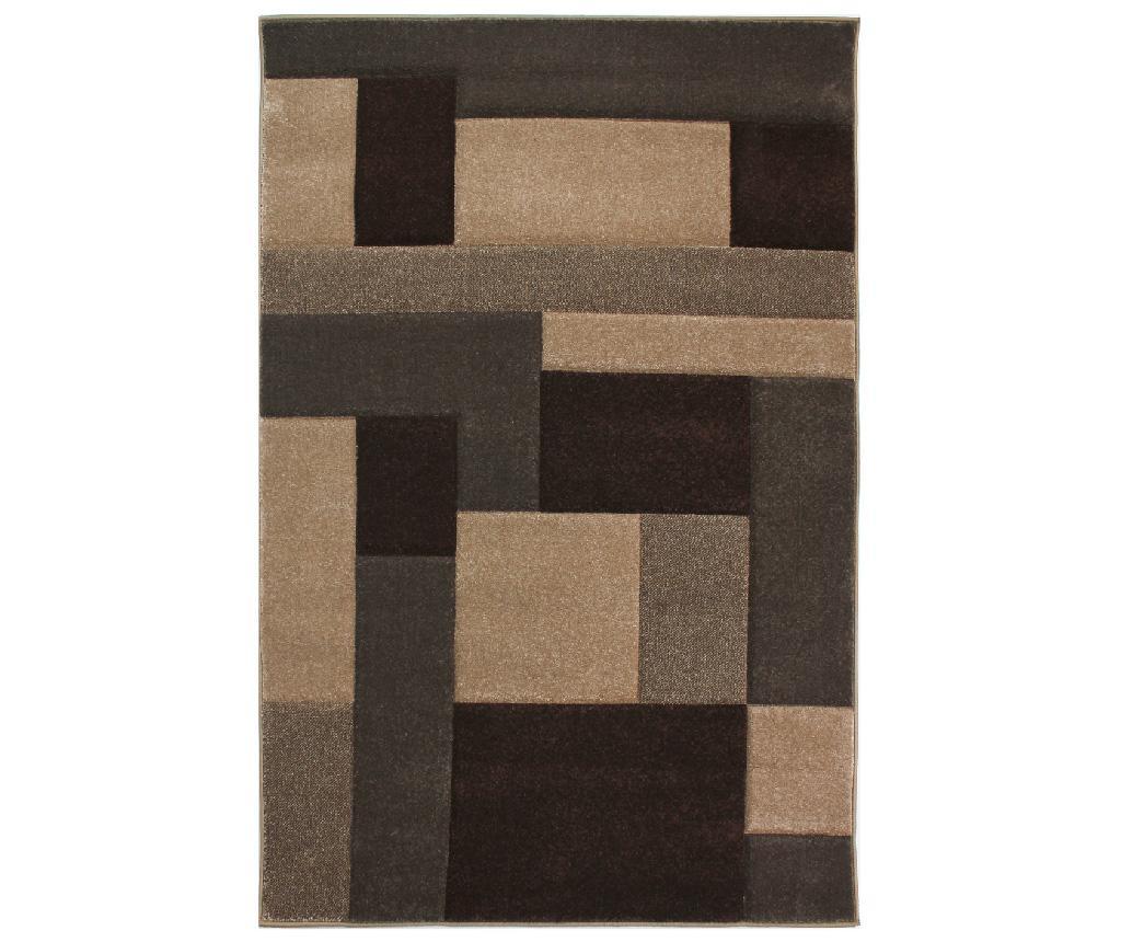 Covor Cosmos Beige Brown 120x170 cm - Flair Rugs, Maro imagine