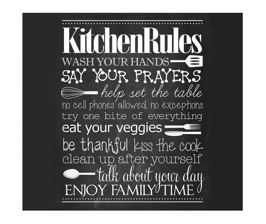 Plansa protectoare pentru plita Kitchen Rules imagine