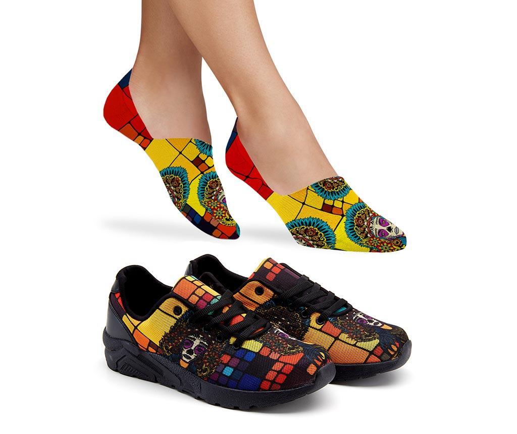 Set Pantofi Sport Si Sosete Dama Velma 39