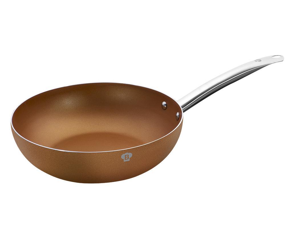 Tigaie Wok Le Chef 28 cm imagine