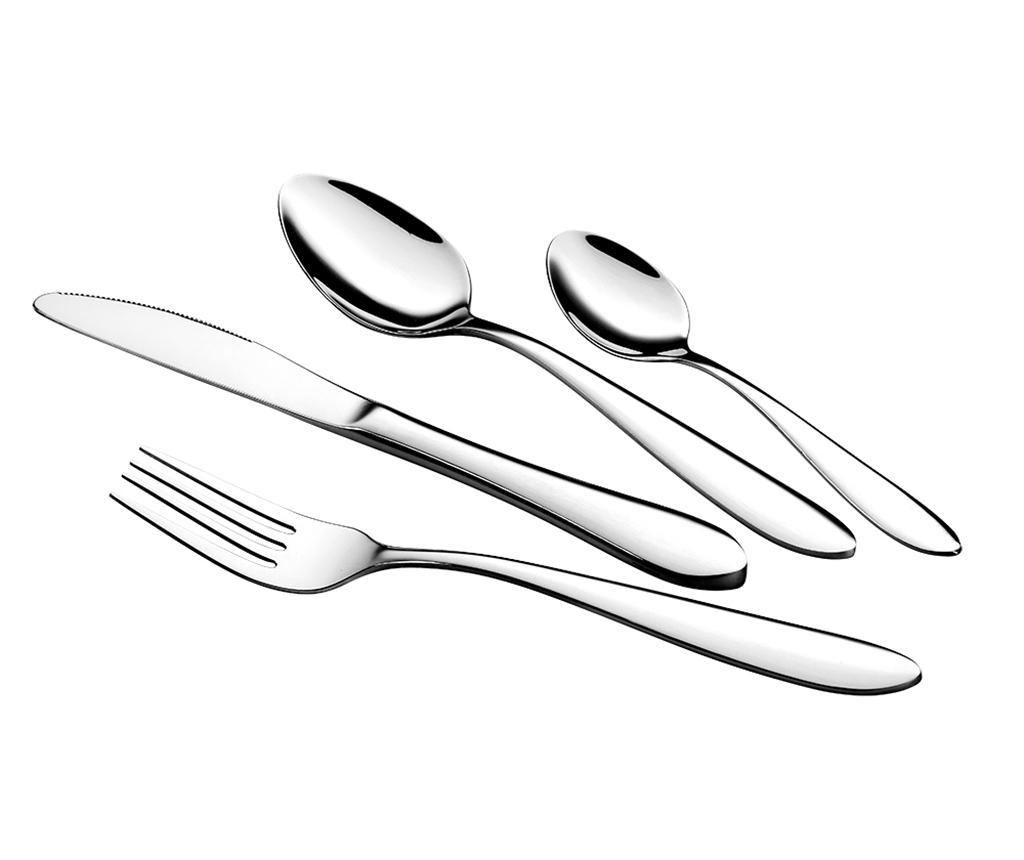 Set tacamuri 66 piese Cutlery Grey imagine