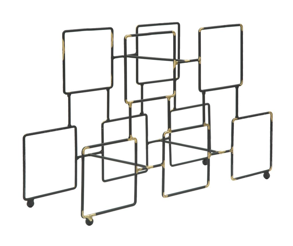 Suport pentru sticle Geometric Grande imagine