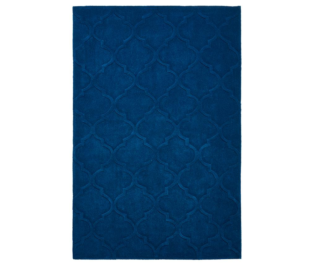 Covor Hong Kong Molyn Navy 120x170 cm - Think Rugs, Albastru imagine
