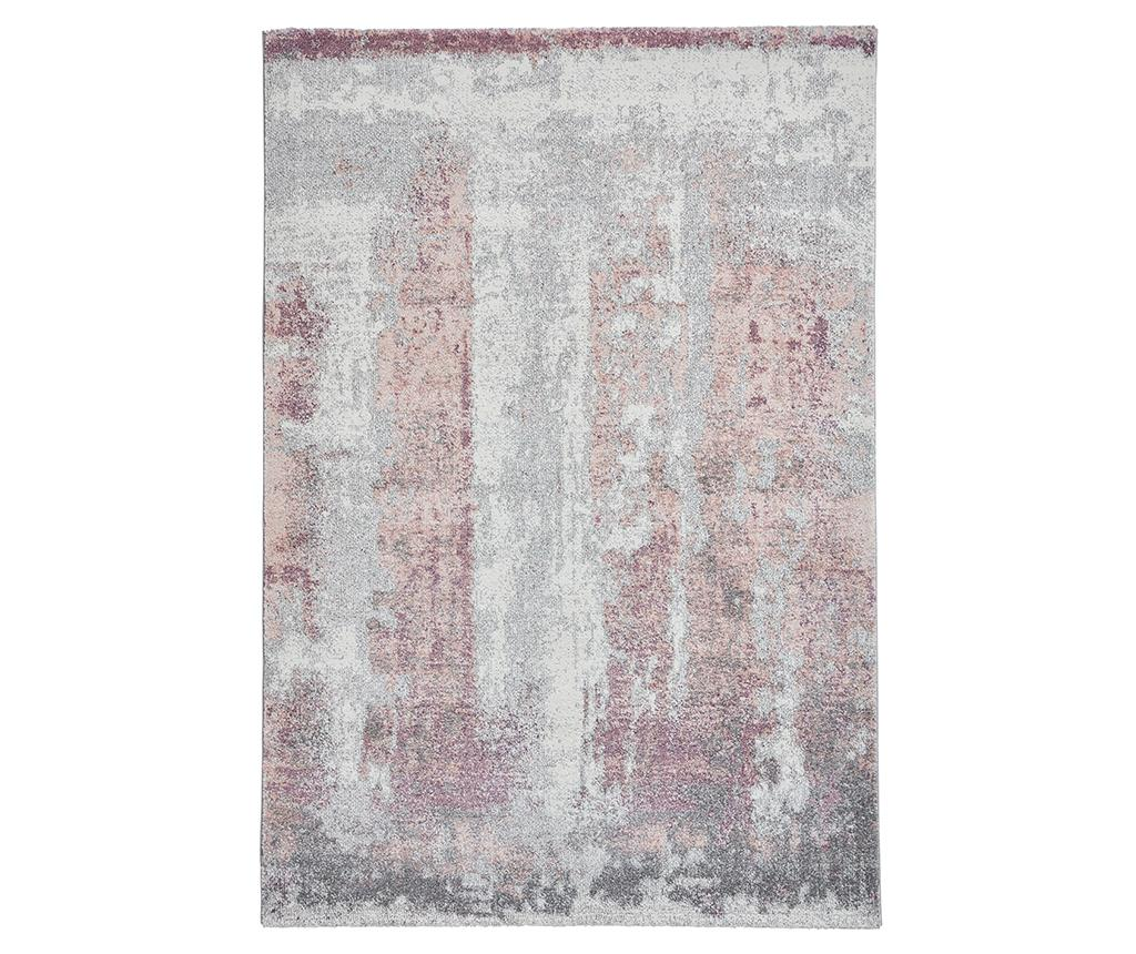 Covor Brooklyn Neo Ivory and Pink 160x220 cm - Think Rugs, Crem,Roz poza