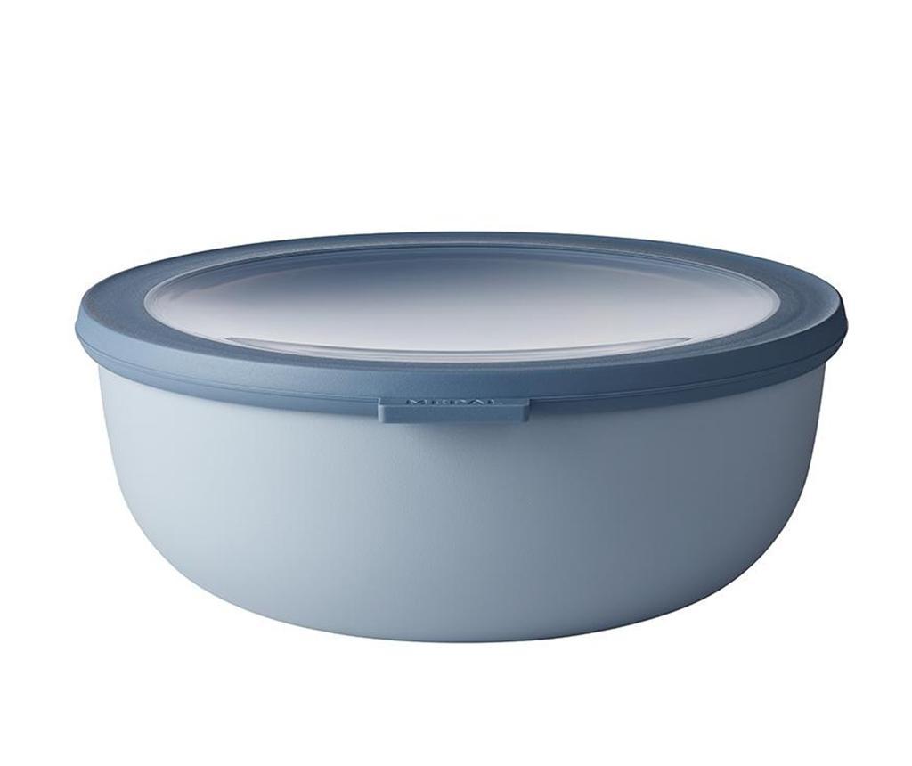 Caserola Circula Nordic Blue 2.25 L imagine