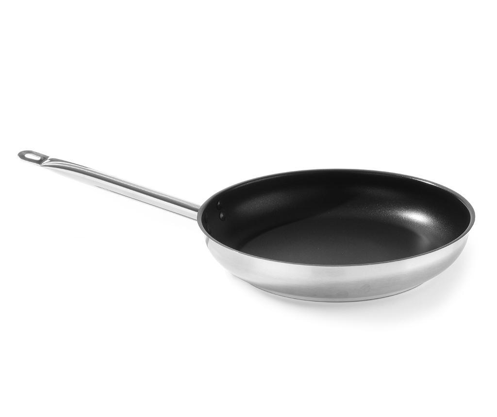 Tigaie Hendi Profi Line 32 cm - Hendi, Gri & Argintiu imagine