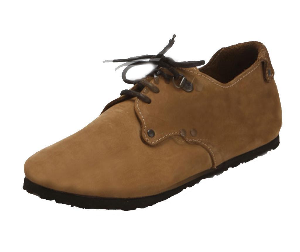 Pantofi dama Lotta Sand 36 - Comfortfüße, Maro poza