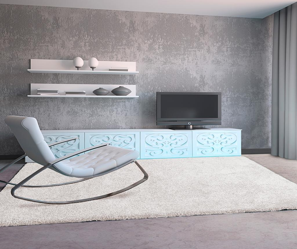 Covor Aqua White 160x230 cm - Universal XXI, Alb imagine
