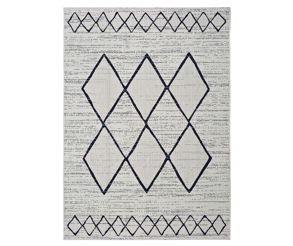 Covor Elba White 160x230 cm - Universal XXI, Alb