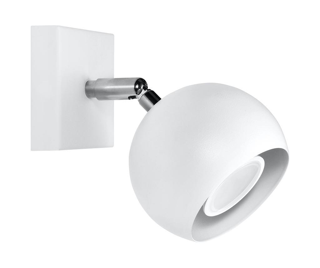 Aplica de perete Ollo White - Nice Lamps, Alb imagine