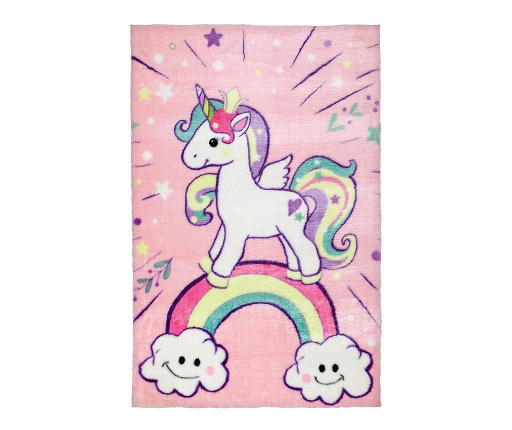 Covor Over The Unicorn Rainbow 120x170 cm imagine