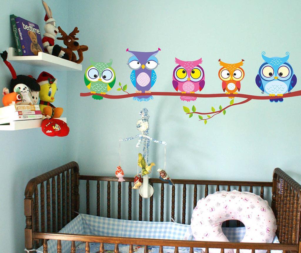 Sticker Owls imagine