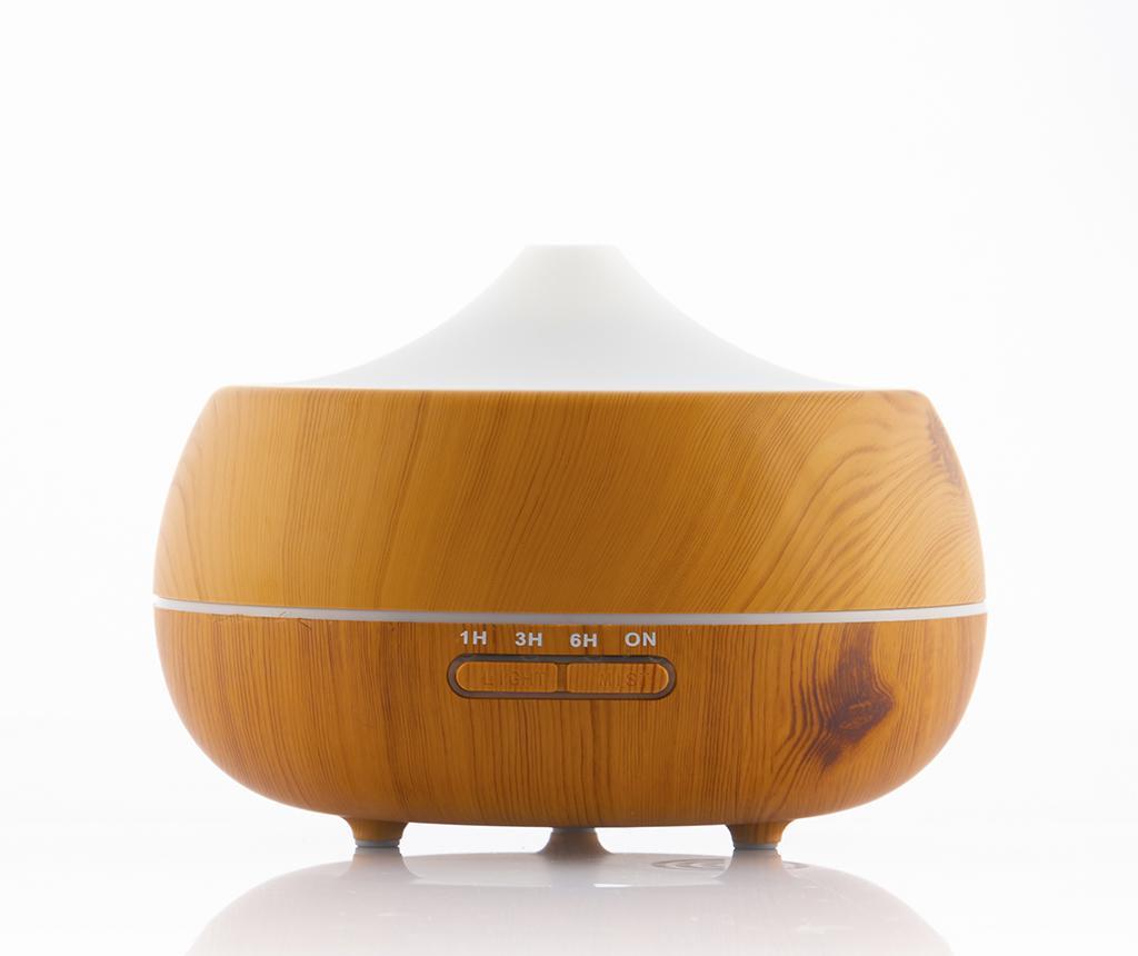 Umidificator de aer InnovaGoods Wooden-Effect - InnovaGoods, Maro
