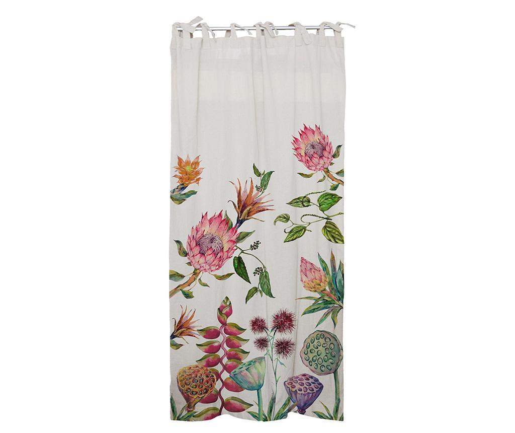 Perdea Flores Salvajes 140x270 cm - Madre Selva, Multicolor