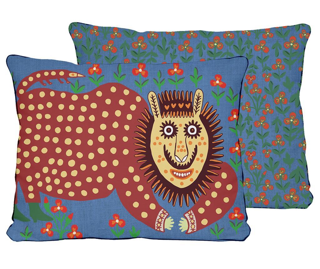 Perna decorativa Coco 35x50 cm - Madre Selva, Multicolor poza
