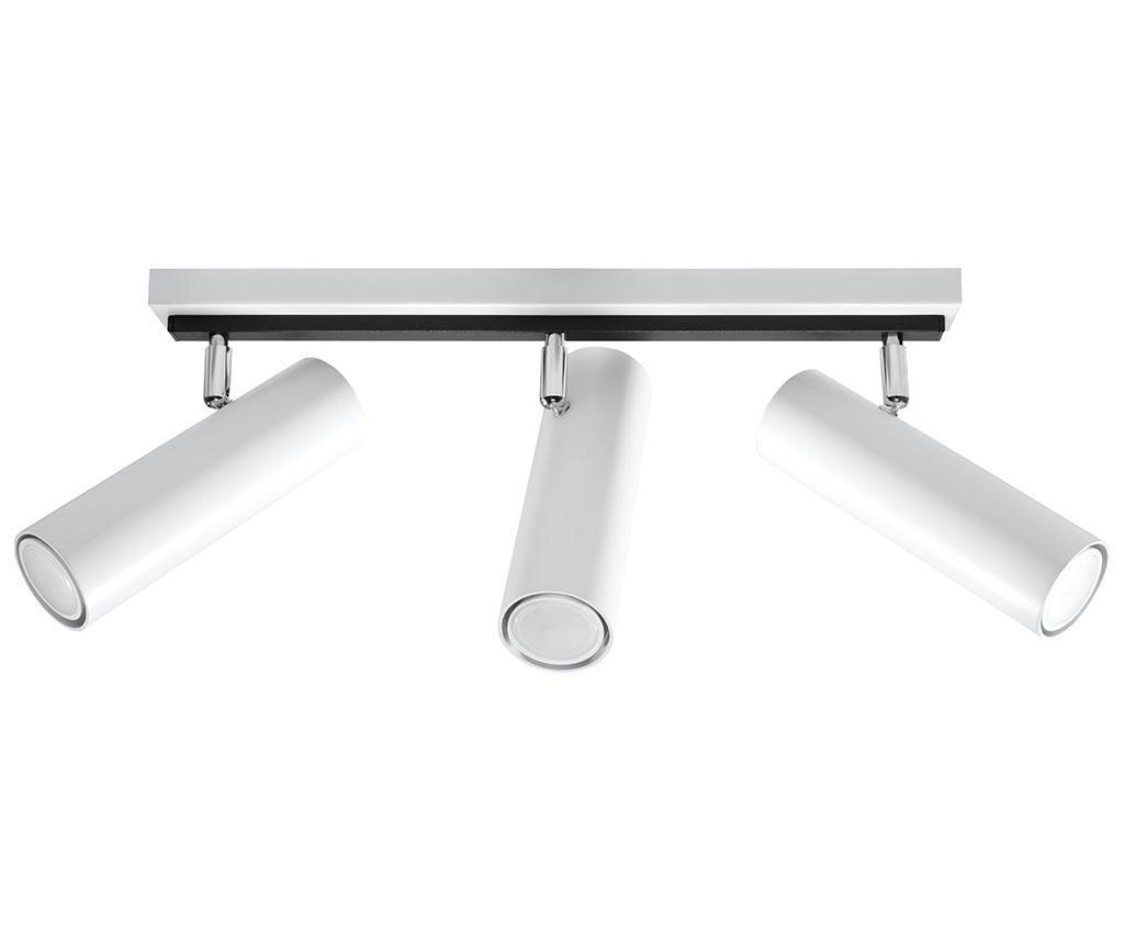 Plafoniera Mira Three White - Nice Lamps, Alb imagine