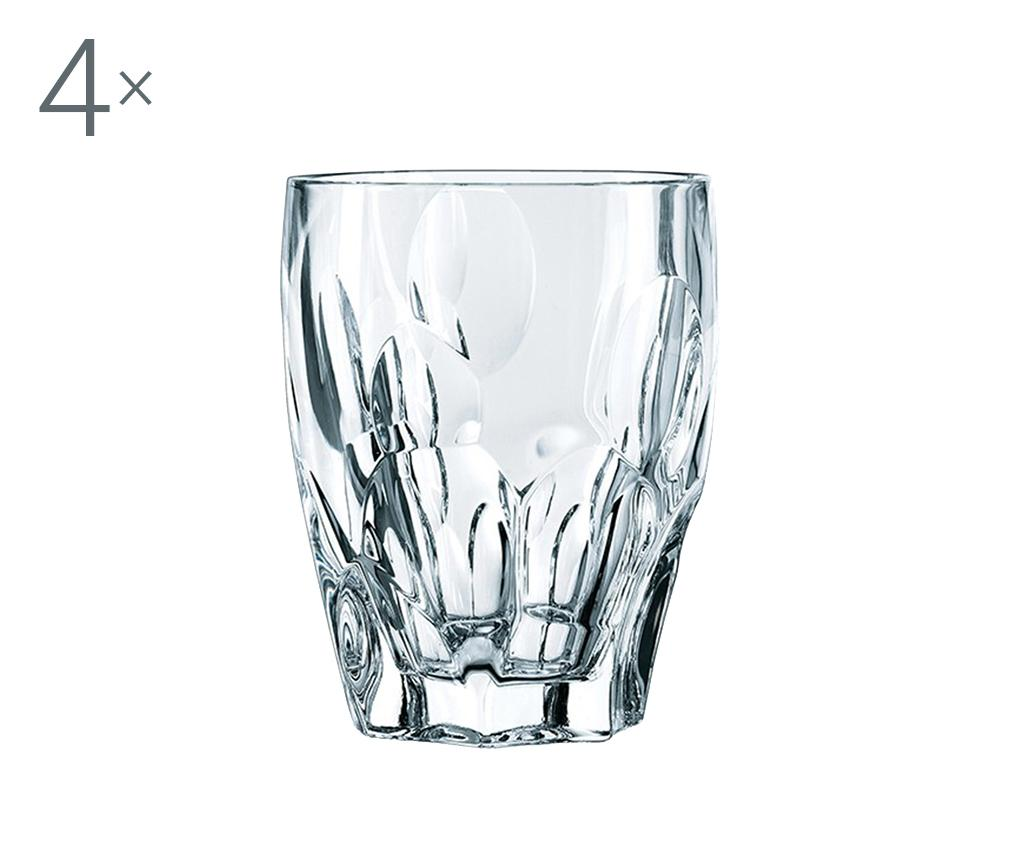 Set 4 pahare pentru whisky Nachtmann Sphere 300 ml imagine