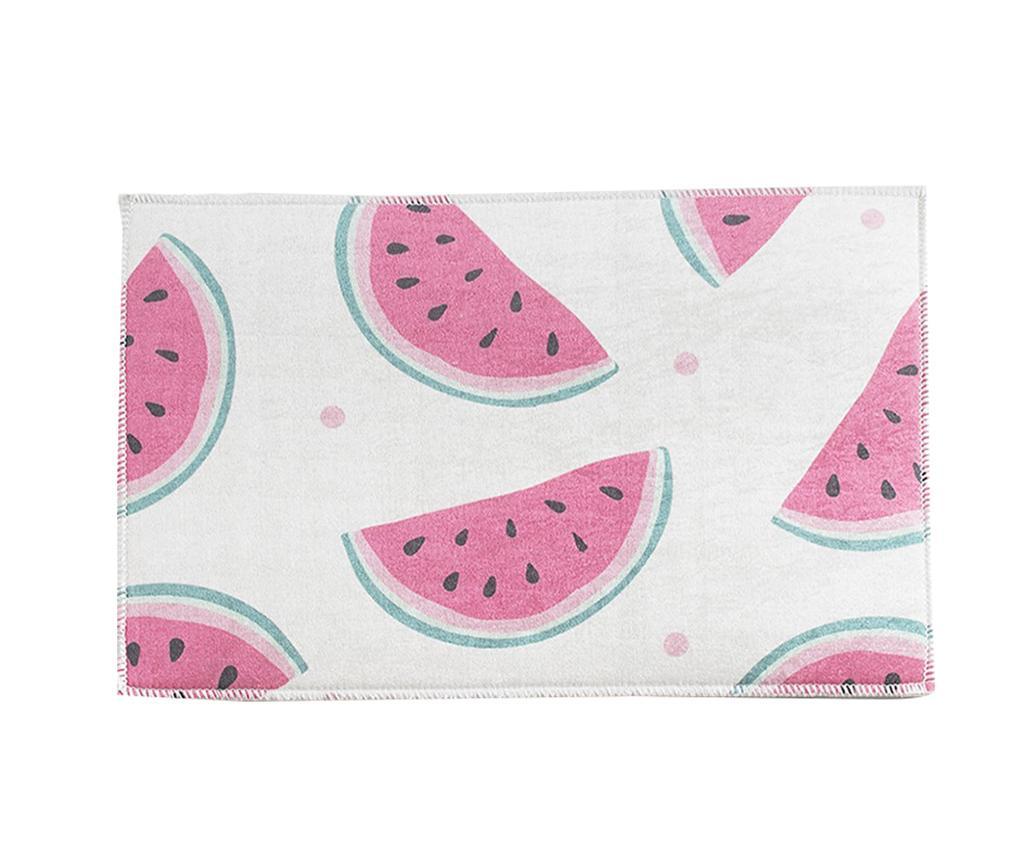 Covoras de baie Watermelon 40x60 cm