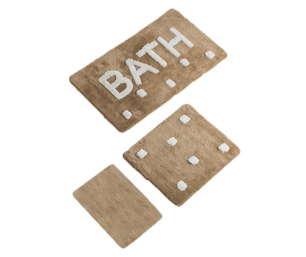 Set 3 covorase de baie Bath