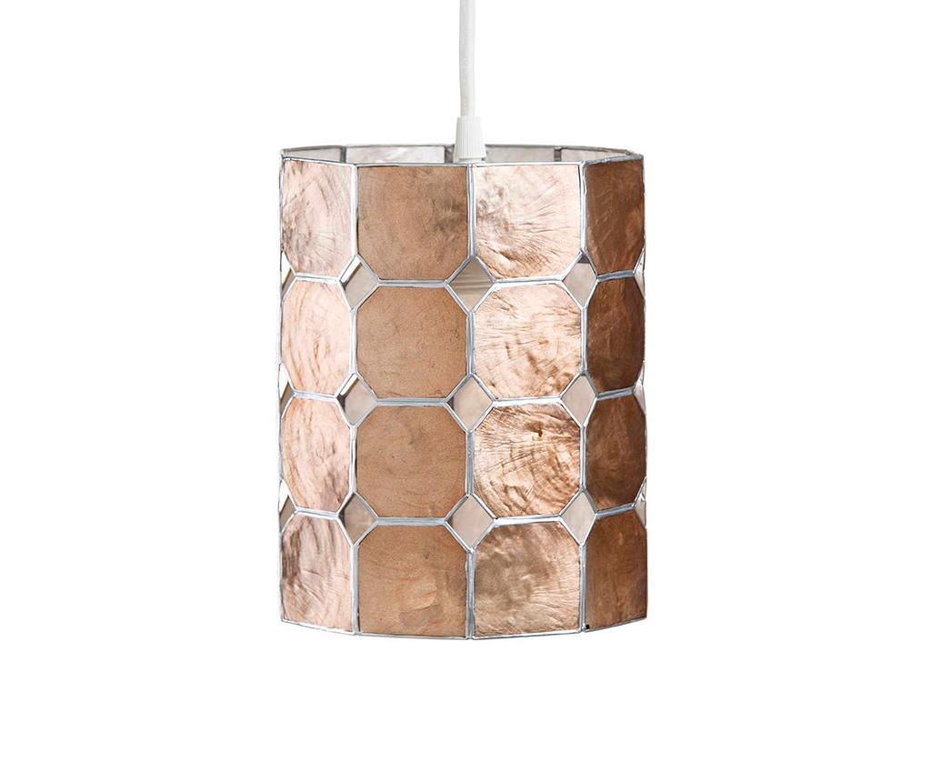 Lustra Elenora Squares - Ixia, Galben & Auriu poza