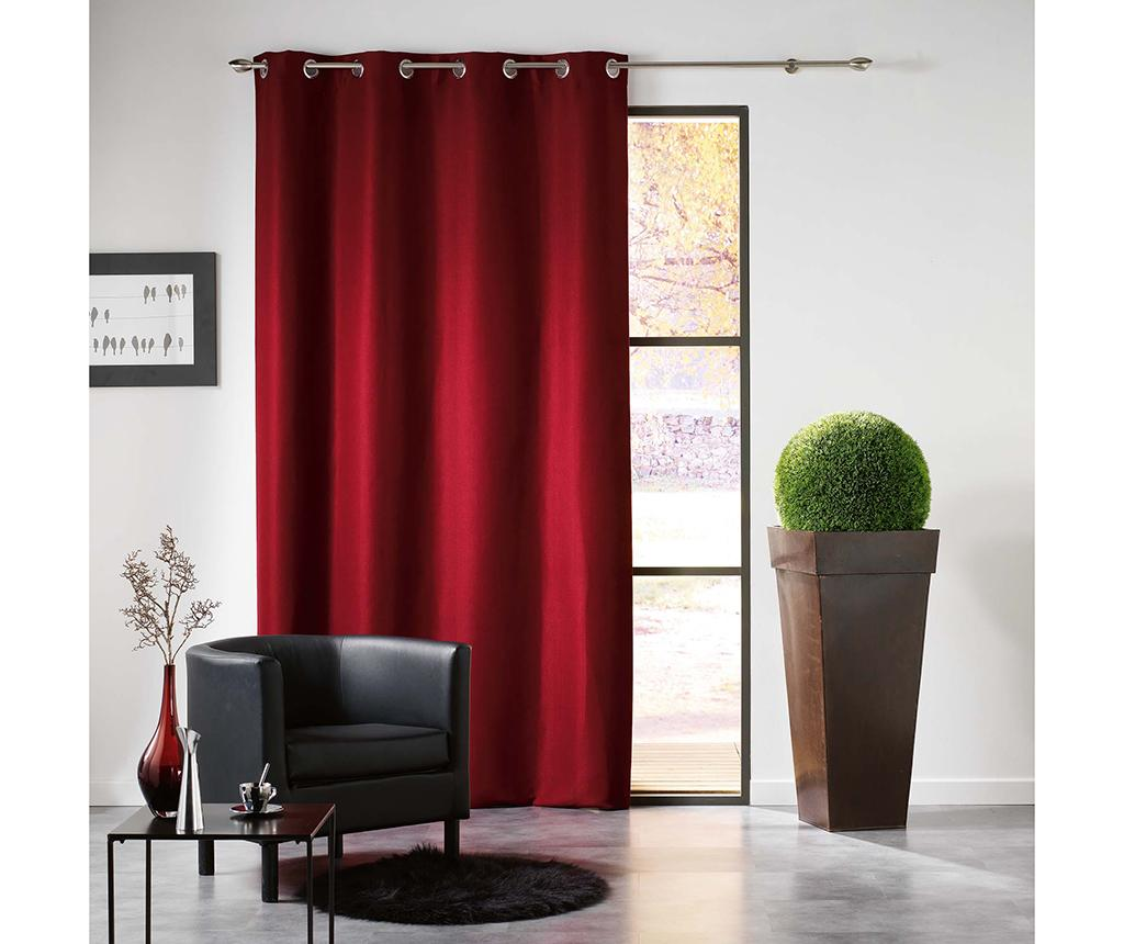 Draperie Mezzo Bordeaux 140x240 cm imagine