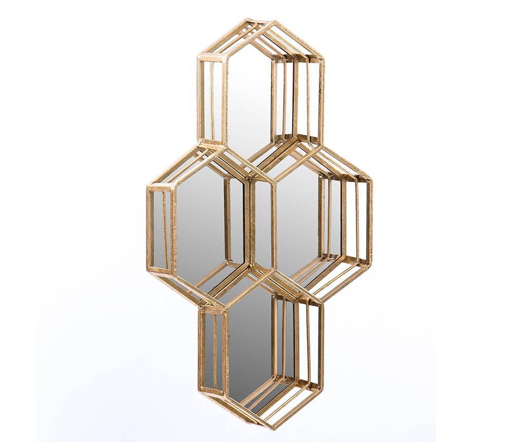Decoratiune cu oglinda Hive