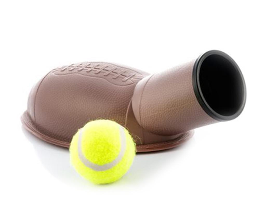 Aruncator de mingi pentru caini InnovaGoods Playdog - InnovaGoods, Maro