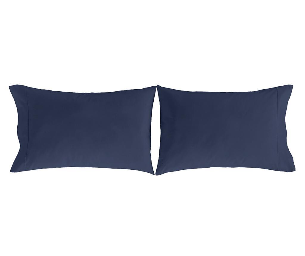 Set 2 fete de perna Pure Marine 50x75 cm imagine
