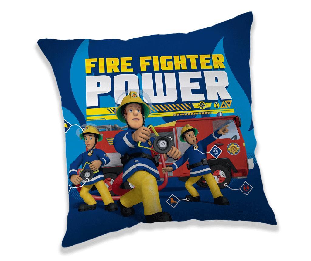 Perna decorativa Fireman Sam 40x40 cm