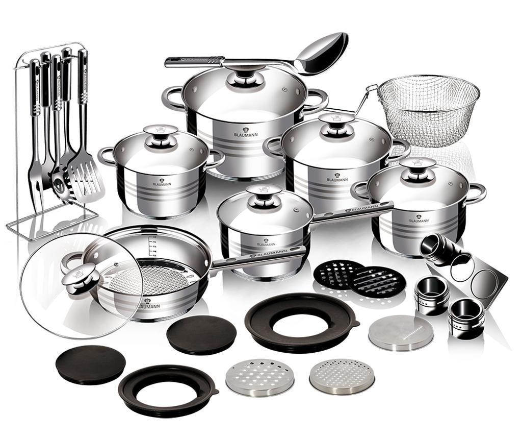 Set vase pentru gatit 32 piese Gourmet imagine
