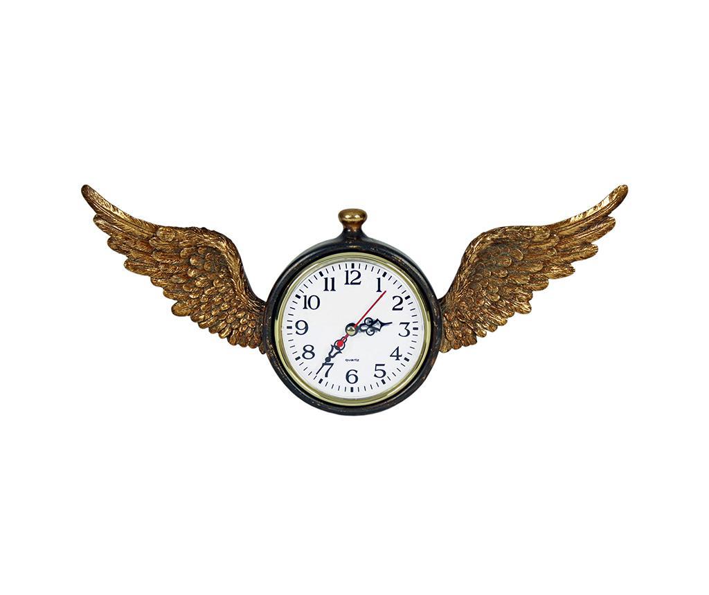 Ceas de perete Angel Wings - Originals imagine