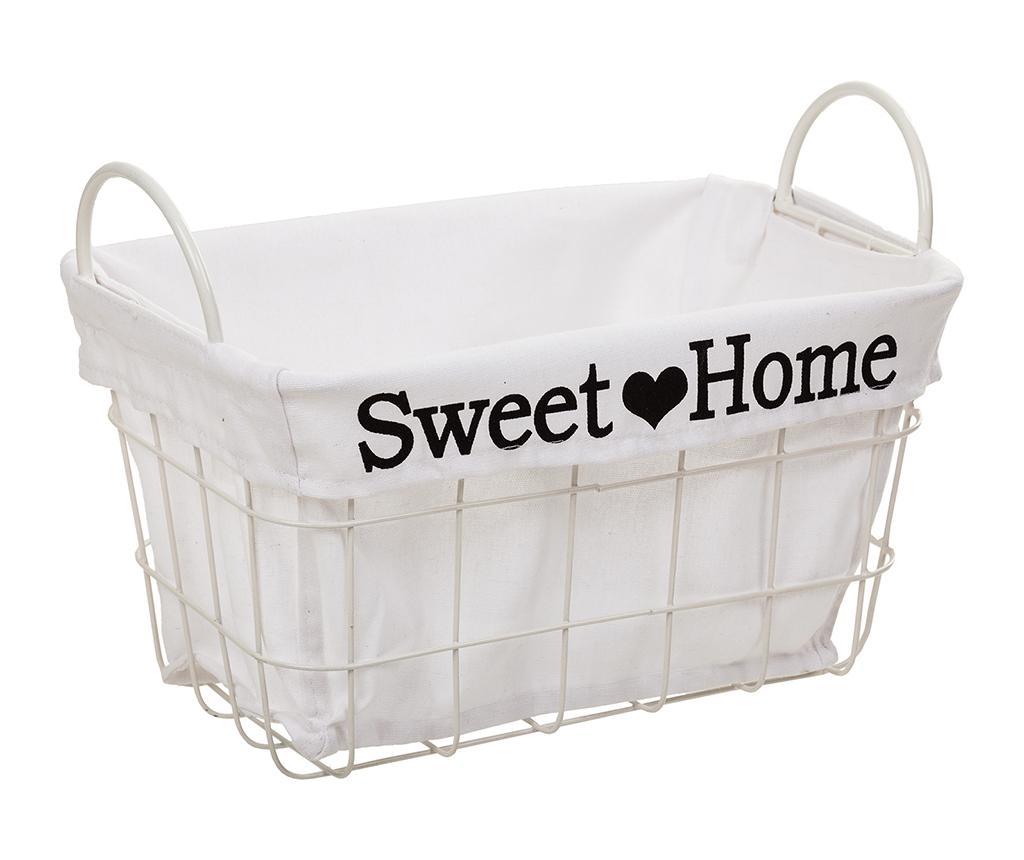 Cos Sweet Home - Creaciones Meng, Alb poza