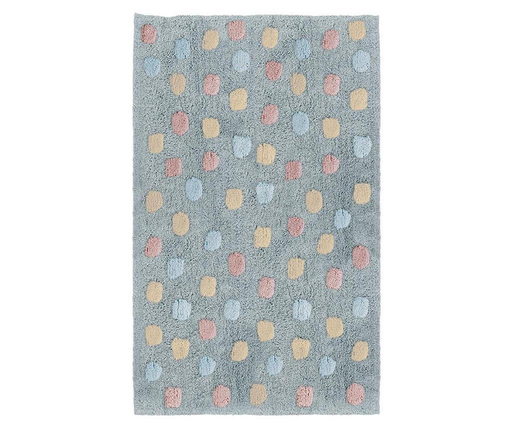 Covor Stones Multicolor 120x160 cm - NAF NAF, Multicolor
