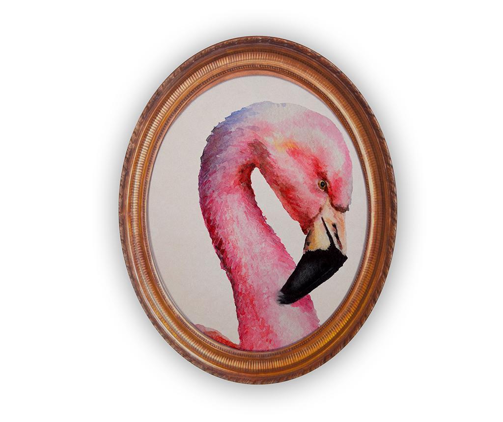 Tablou Flamingo 40x50 cm vivre.ro