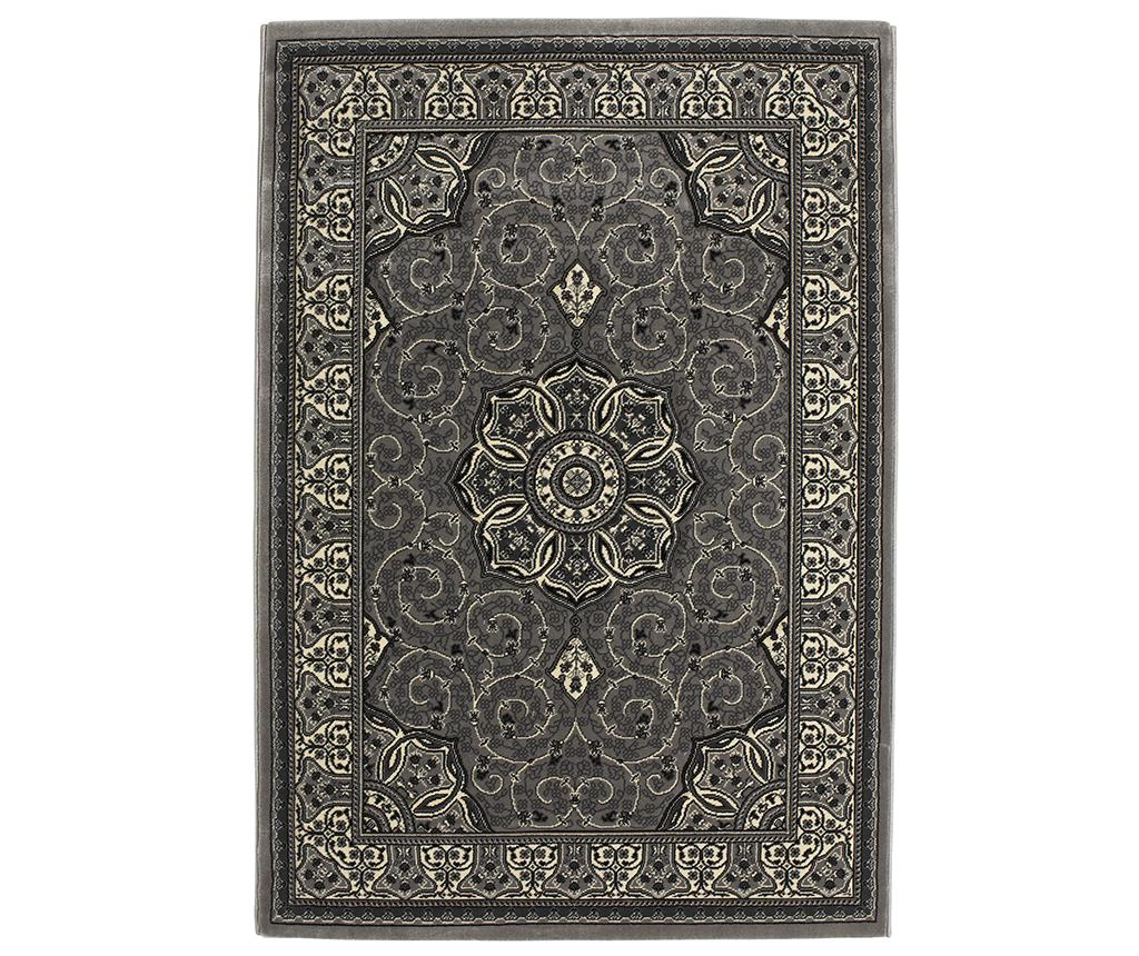 Covor Heritage Silver 120x170 cm - Think Rugs, Gri & Argintiu imagine