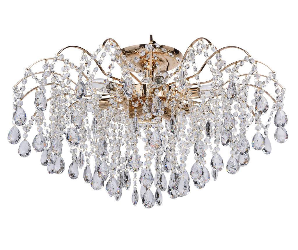 Candelabru Venezia Gold - Classic Lighting, Galben & Auriu