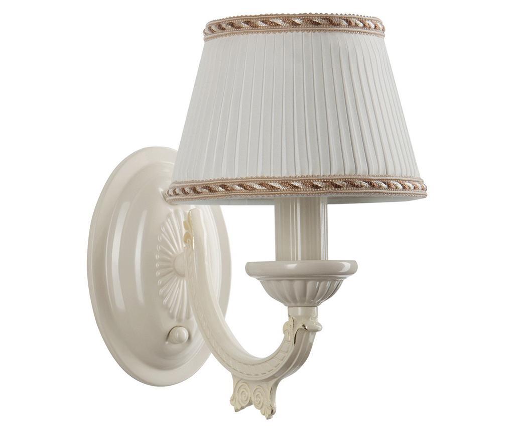 Aplica de perete Ariadna - Classic Lighting, Crem imagine