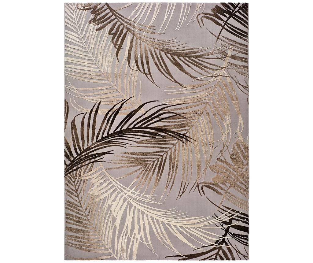 Covor Izar Feathers 160x230 cm - Universal XXI, Gri & Argintiu imagine