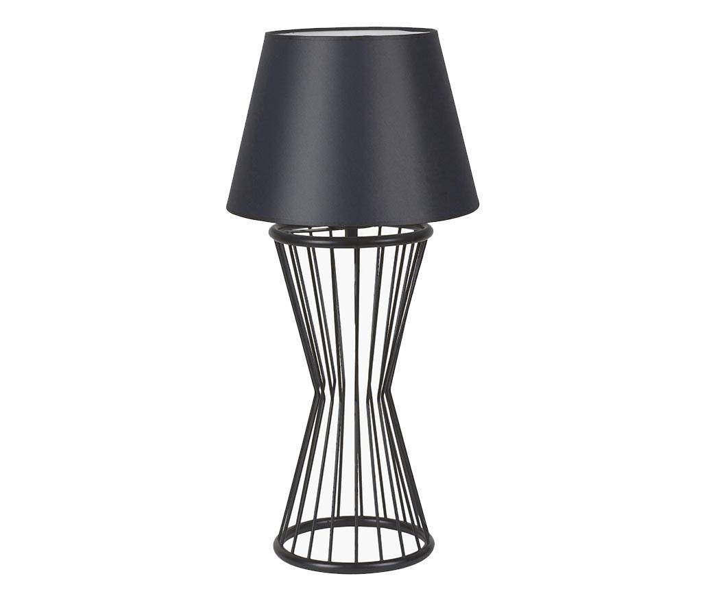 Lampa Olija Black - Stala, Negru imagine